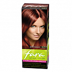 Fara Hair dye Fara Natural Colors № 327 wild cherry 160ml
