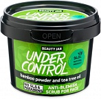 Beauty Jar UNDER CONTROL - anti-blemish scrub for face, 120g
