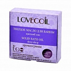"LOVECOIL Solid Oil For Bathroom ""Deep Sleep"" Aromatherapy"