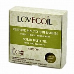 "LOVECOIL Solid Oil For Bathroom ""Energy And Revitalize"" Citrus"