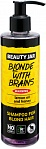 Beauty Jar BLONDE WITH BRAINS - shampoo for blond hair, 250ml