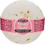Beauty Jar FLOWER POWER - bath bomb