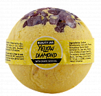 Beauty Jar YELLOW DIAMOND bath bomb
