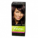 Fara Hair dye Fara Natural Colors № 303 dark chocolate 160ml