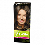 Fara Hair dye Fara Natural Colors № 304 chocolate 160ml