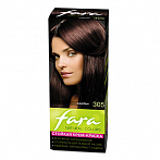 Fara Hair dye Fara Natural Colors № 305 chestnut 160ml