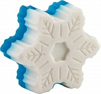 Beauty Jar SNOWFLAKE - glicerin soap