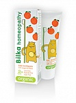 BILKA Homeopathy - organic toothpaste with clementine taste (2+), 50ml