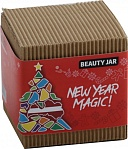 "Beauty Jar Gift set ""Box with New Year Secrets"""