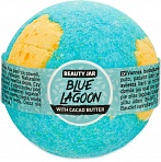 Beauty Jar BLUE LAGOON - bathbomb with cacao butter