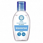 INSEENSE ALCOHOL-FREE HAND SANITIZER, 50 ML